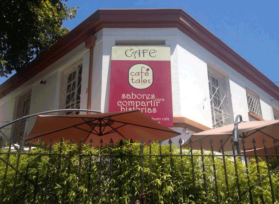 Cafeteria Cafetales Providencia